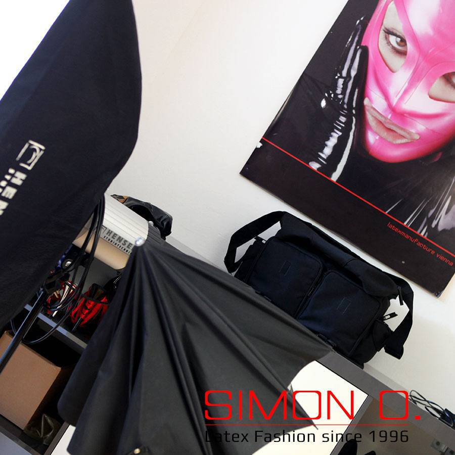 Latex Photo Studio at Simon O.