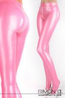 Vorschau: Latex Strumpfhose mit Push Up Effekt und Schritt Zipp Was unsere Latex Leggings können, kann auch unsere hautenge Glanz Strumpfhose aus Latex mit Push Up …
