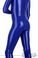 Vorschau: Hautenger Herren Latexanzug Hautenger sexy Herren Latexanzug mit super angenehmen Tragegefühl und einen wunderschön geformten Po welcher durch die doppelt …