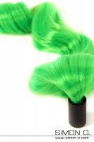 Vorschau: Wechselbare Latex Haarteile passend für alle Latex Masken Unsere hochwertig gefertigten Haarteile mit Sockel können Sie mit jeden unserer Tuben …