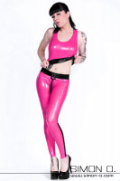 Preview: Latex Top - Sport Top Sexy and sporty: This latex top offers a compact and comfortable fit and it is also very comfortable to wear. The supportive, wide …