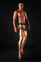 Preview: Latex stockings for men You'll love the immense attention to detail we've put into our work when you slip into these latex stockings for men. The foot section …