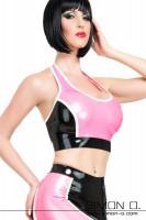 Vorschau: Latex Top - Sport Top So sexy kann sportliches Outfit sein: Das Latex-Top bietet kompakten Sitz und es ist gleichzeitig besonders angenehm zu tragen. Durch …