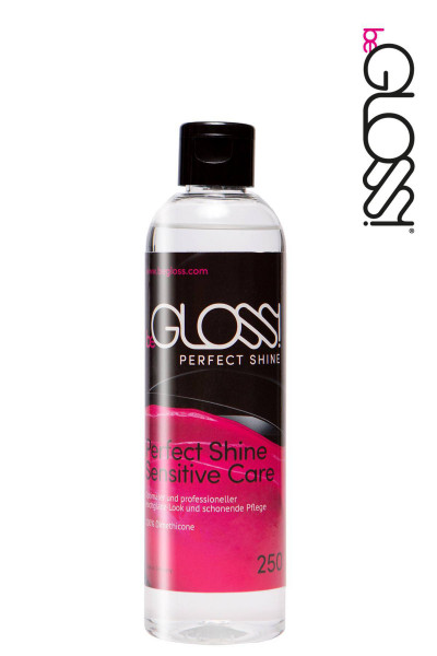 Latex premium gloss polish for your latex clothes in the 250 ml from beGloss