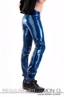 Preview: Regular Fit Men's Latex Jeans with Pockets These elaborately crafted latex jeans will convince you in every line. Available in a variety of colours and …