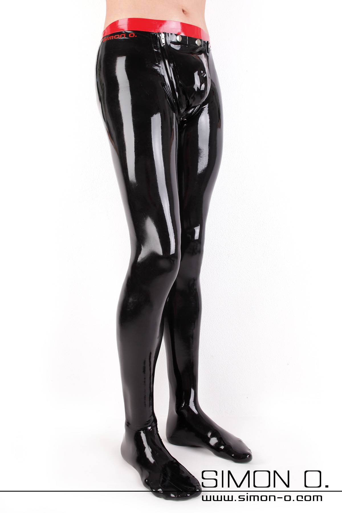 Men's latex tights with a removeable codpiece made out of our finest latex. Within these comfortable to wear fine latex pantyhose, you can choose to …